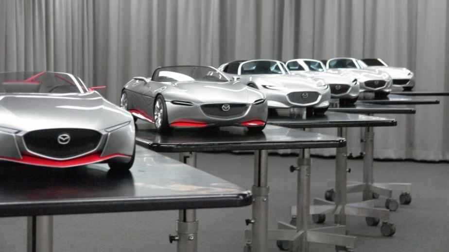 Mazda\'s Story on the Fourth Generation MX-5 Design
