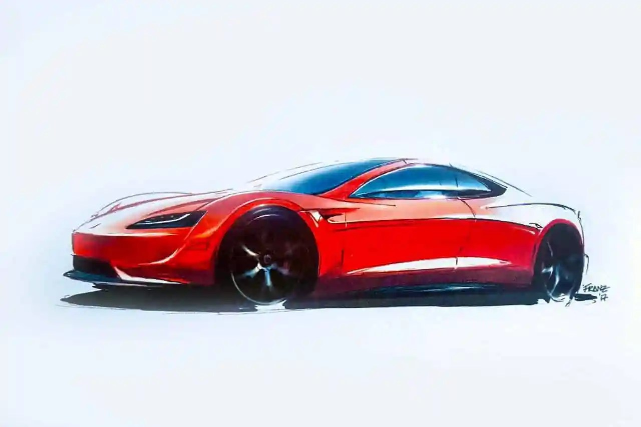 Tesla S Latest Roadster Is The Brand S New Halo Product