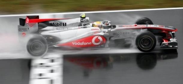 Resultado de imagen para race car brakes wet