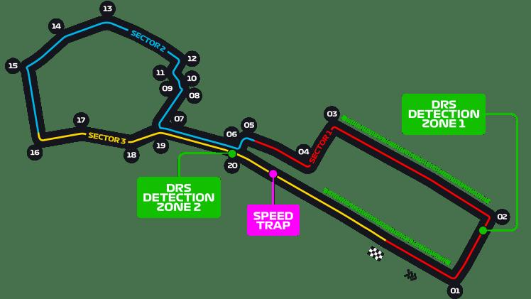 Azerbaijan Grand Prix - F1 Race - Baku City Circuit | Formula 1®