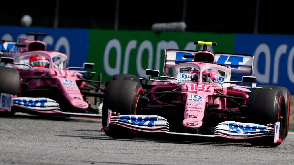 Renault launch protest regarding legality of Racing Point after ...