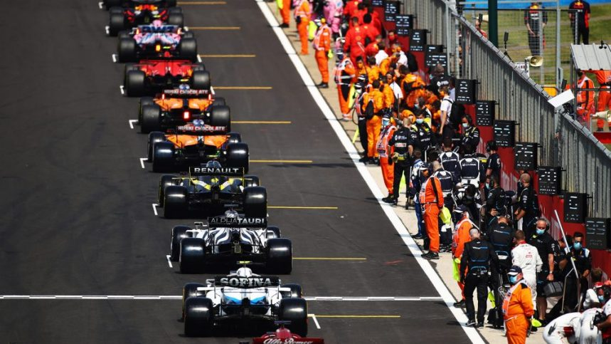 Reverse grid is over' says F1 CEO Domenicali, as he reveals hopes for  Saturday sprint race trials this year | Formula 1®