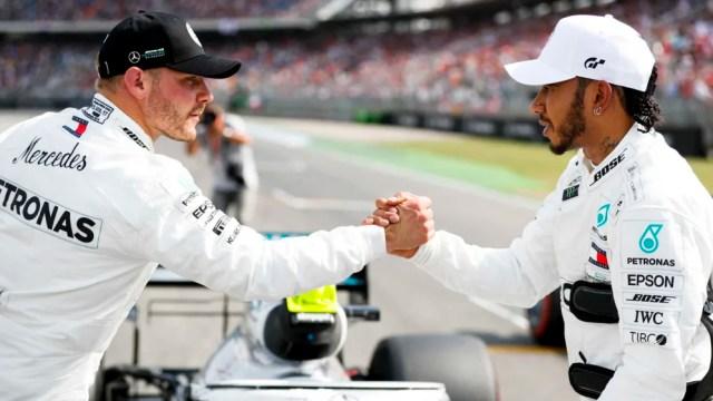 Valtteri Bottas to stay at Mercedes for 2020 F1 season alongside ...