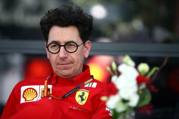 EXCLUSIVE: Mattia Binotto on the coronavirus, Sebastian Vettel's ...