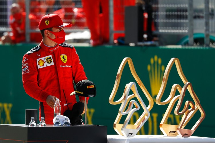 It's going to be very difficult' – Charles Leclerc not banking on podium  repeat in Austria despite Ferrari upgrades | Formula 1®
