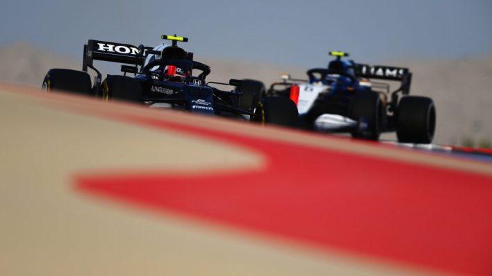 Teste de Fórmula 1 no Bahrein - Dia 2