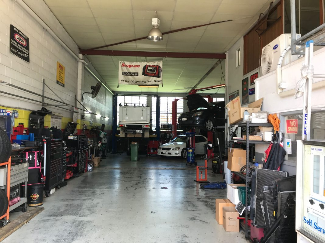 Mechanic Greenslopes