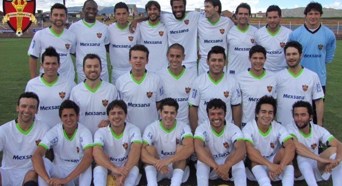 Artistas Futbol Club - Formula Medica
