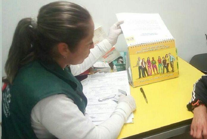 Prueba VIH - Formula Medica