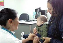 Vacunacion contra la tosferina - Formula Medica