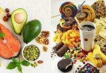 Diferentes grasas - Formula Medica