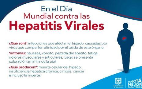 Dia Mundial contra las hepatitis virales - Formula Medica
