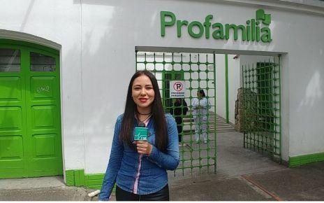 Jovenes FM - Visita a Profamilia