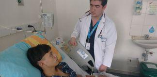 Salvan vida de adolescente - Formula Medica