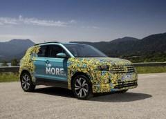 Volkswagen: la nuova T-Cross sarà prodotta nella fabbrica Navarra