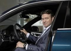 Audi AG: è Bram Schot il nuovo Presidente del Consiglio di Amministrazione