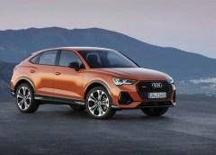 Nuova Audi Q3 Sportback: SUV coupé? Sì, grazie!