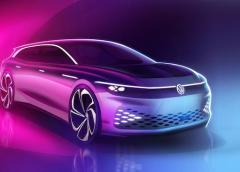 Los Angeles Auto Show: debutto elettrizzante della nuova ID. SPACE VIZZION