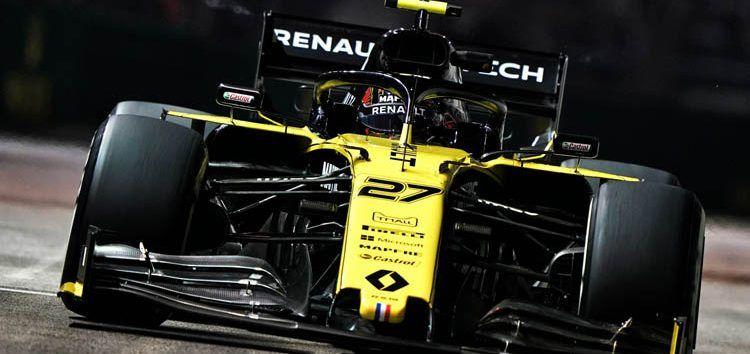 OFICIAL: Descalificados los dos Renault del Gran Premio de Japón por irregularidades técnicas