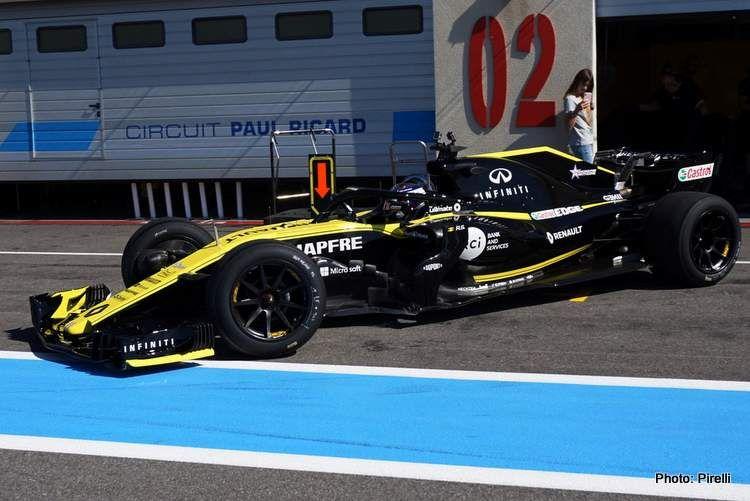 Pirelli concluyó las pruebas de neumáticos 18 pulgadas que se utilizarán en 2021