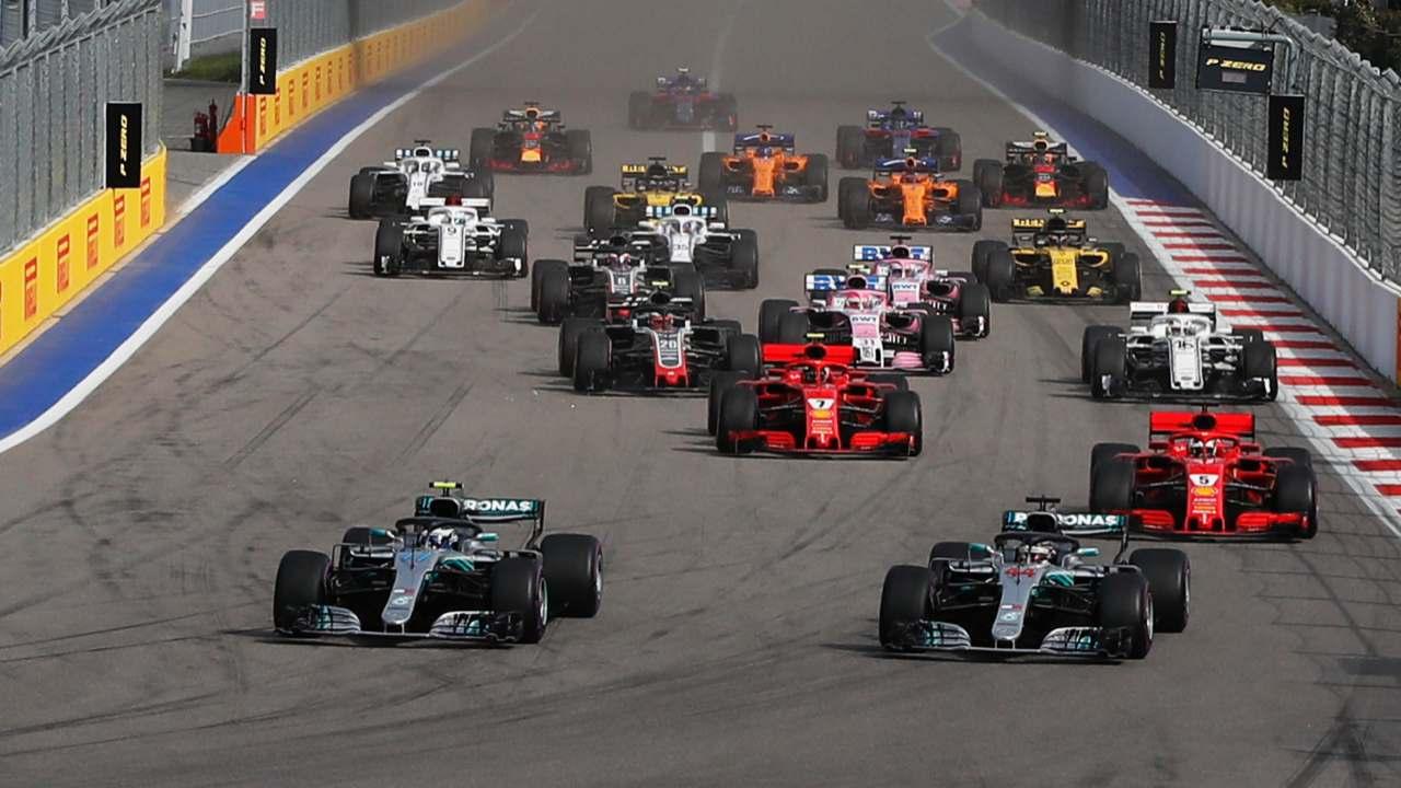 Previo del Gran Premio de Rusia 2019