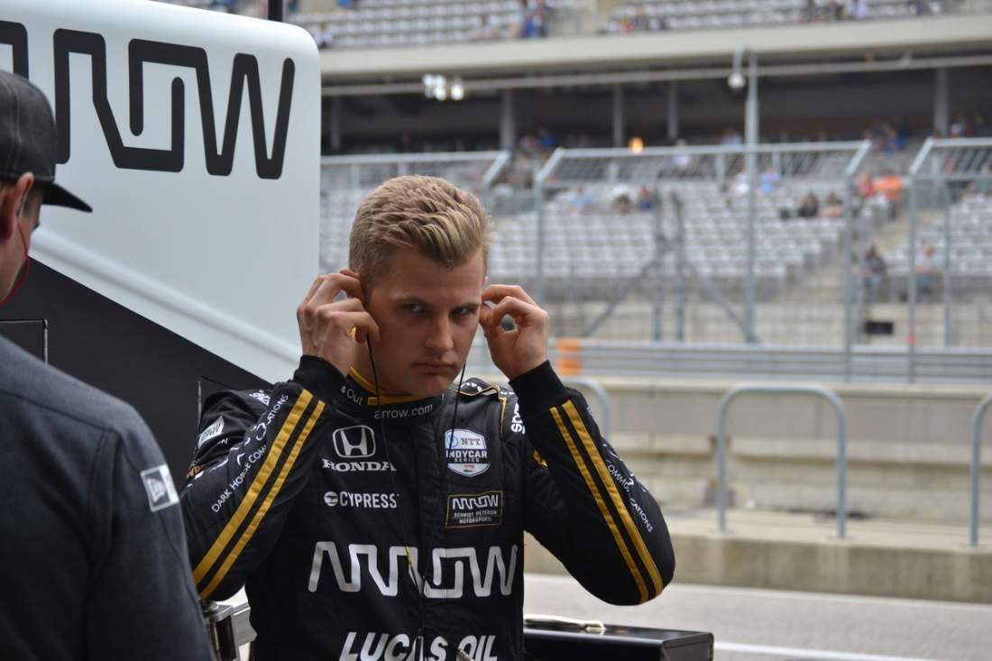 Chip Ganassi Racing ficha a Marcus Ericsson para 2020