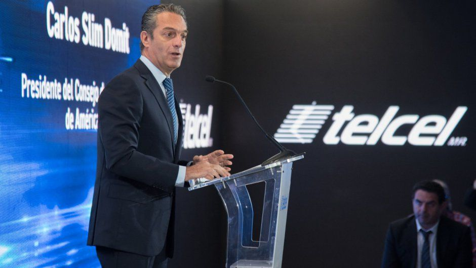 """Carlos Slim: """"La continuación del GPMX es gracias a CIE"""""""