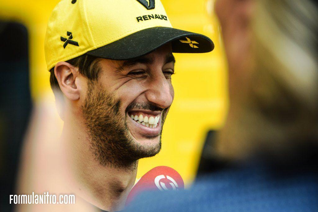"""Ricciardo sobre Mugello: """"Me encantan las curvas de alta velocidad y creo que con un F1 sería increíble"""""""
