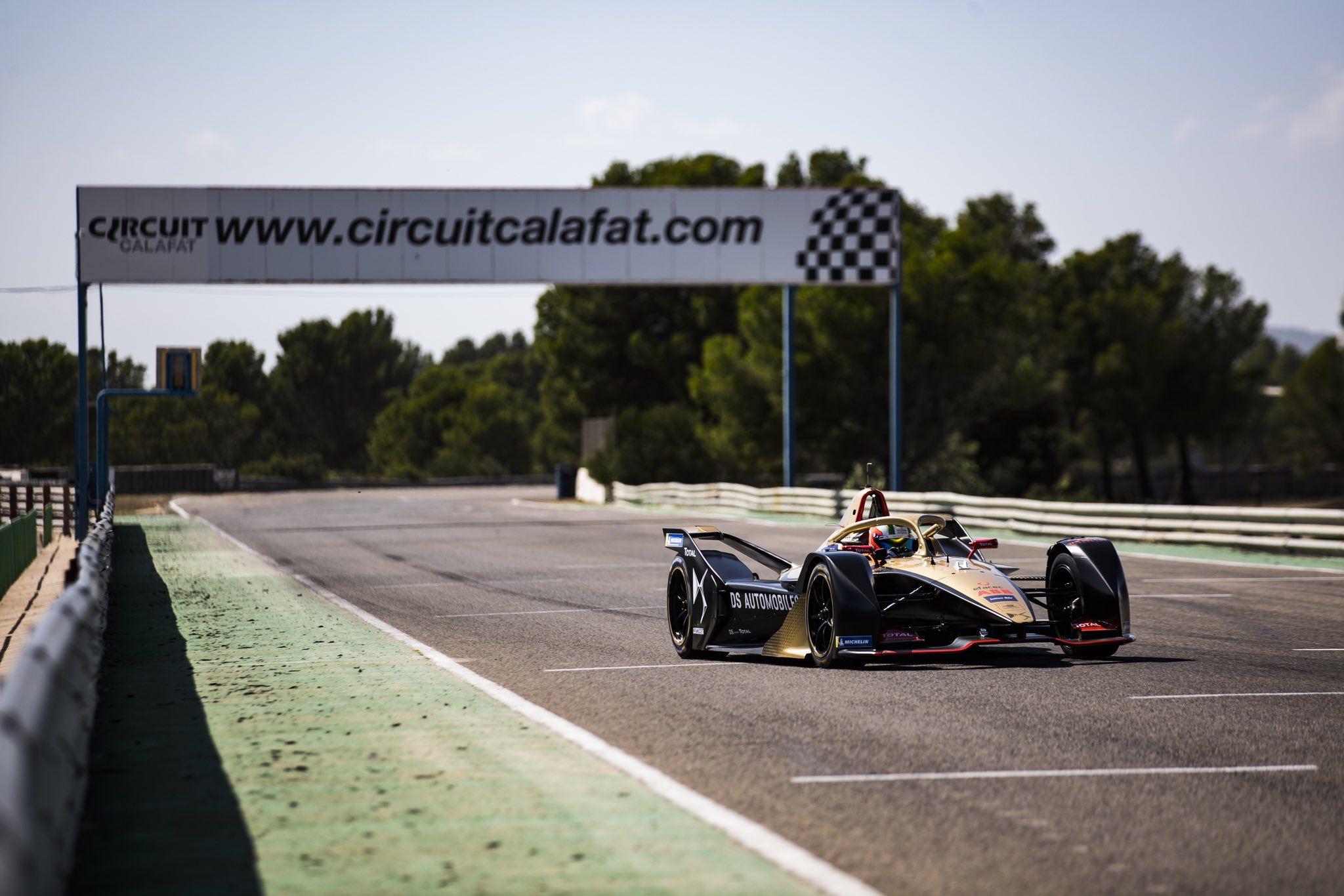 DS Techeetah presenta el monoplaza con el competirá en la temporada 2019/20 de la Fórmula E