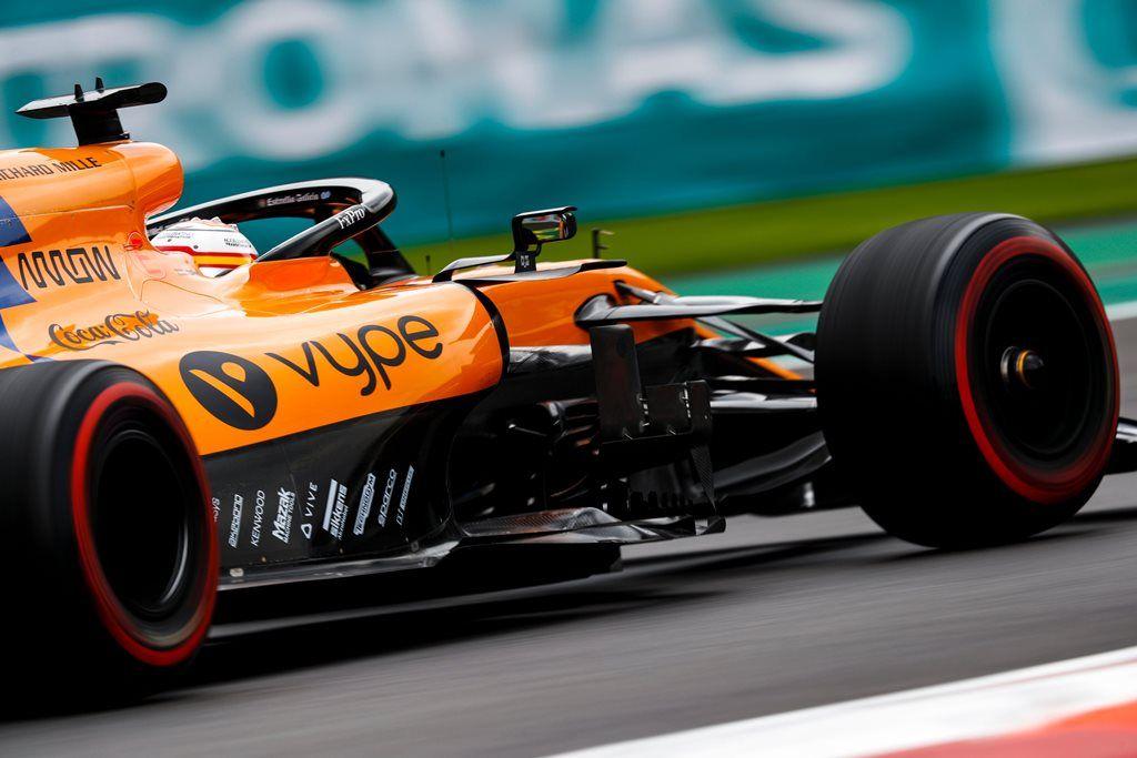 """Carlos Sainz: """"Tuvimos otro día fuerte el viernes, pero no terminamos de la mejor manera posible con nuestra vuelta rápida"""""""