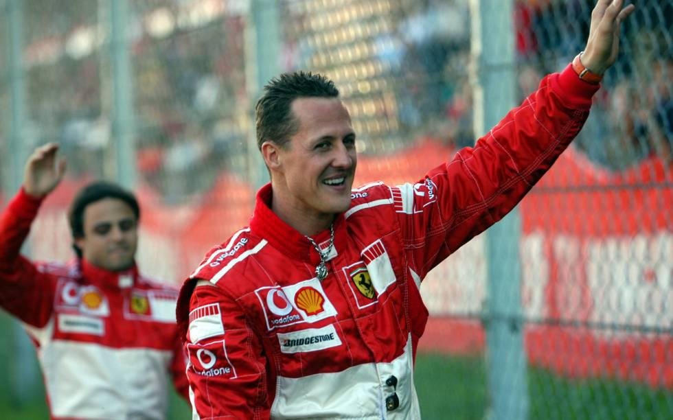 Se retrasa el lanzamiento del documental sobre Michael Schumacher