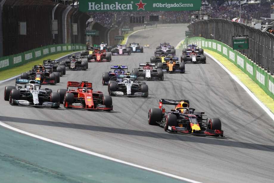 Los números que dejó el GP de Brasil