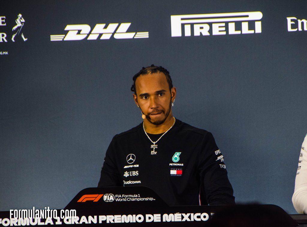 Hamilton lamenta disputar carreras a puerta cerrada y con gradas vacías