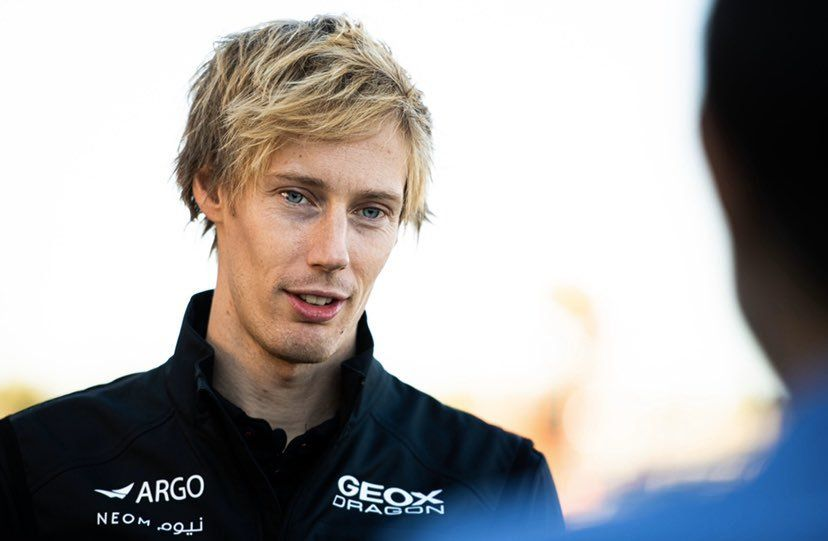 """Brendon Hartley aclara los rumores: """"Por mi parte no hay ningún problema con Porsche"""""""