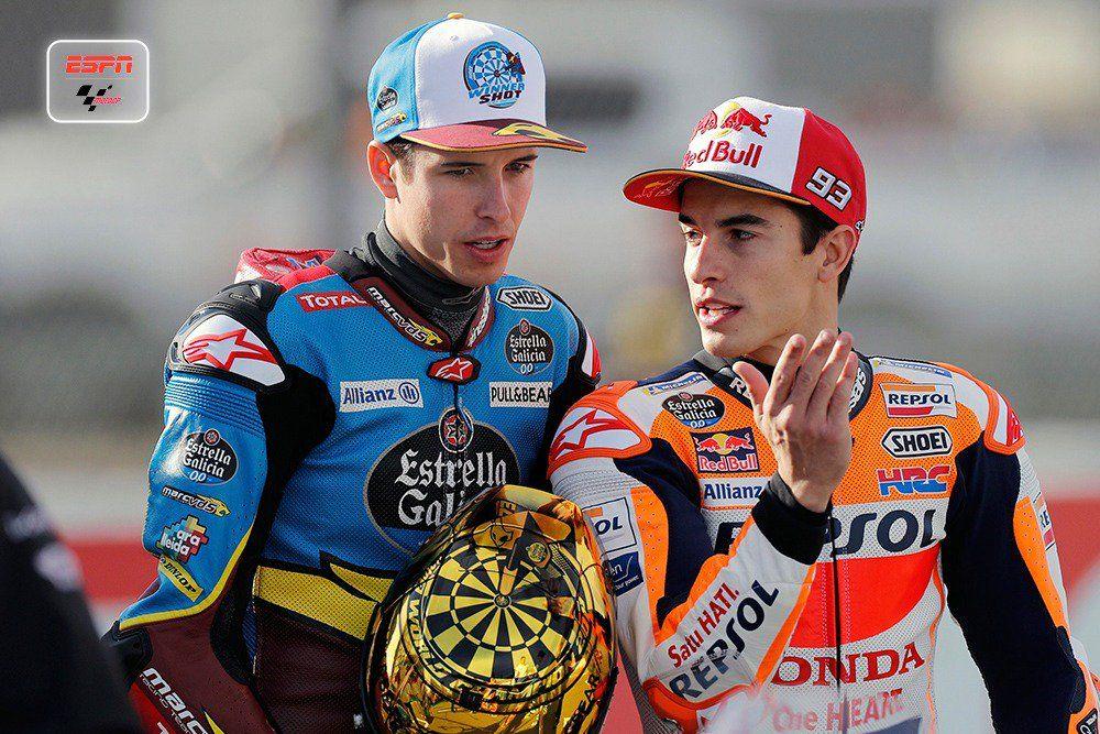 OFICIAL: Alex Márquez nuevo piloto de Honda para 2020