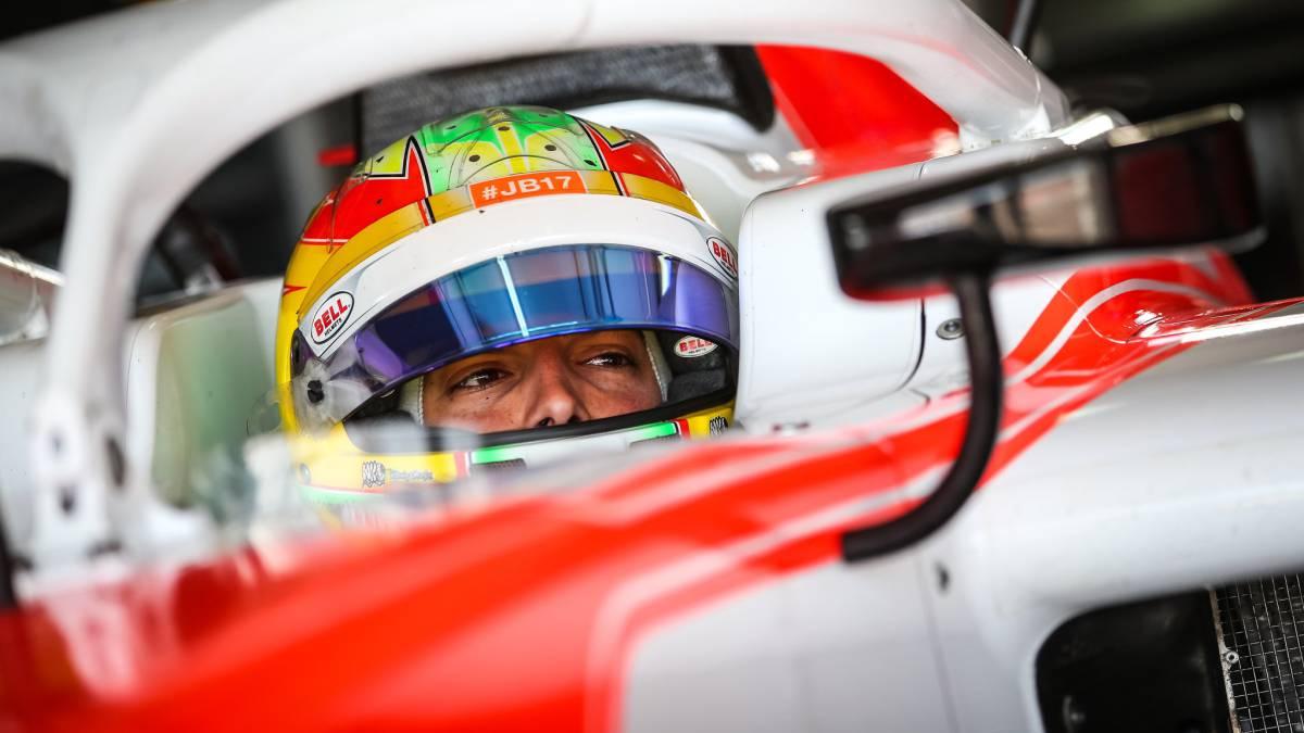 Roberto Merhi vuelve a la competición
