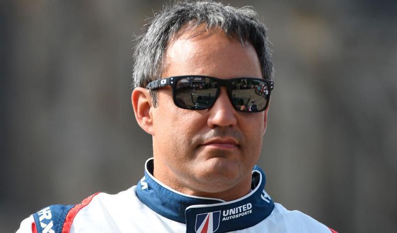 """Juan P. Montoya: """"Estoy muy contento en la IMSA, continuaré el año próximo con el mismo equipo"""""""
