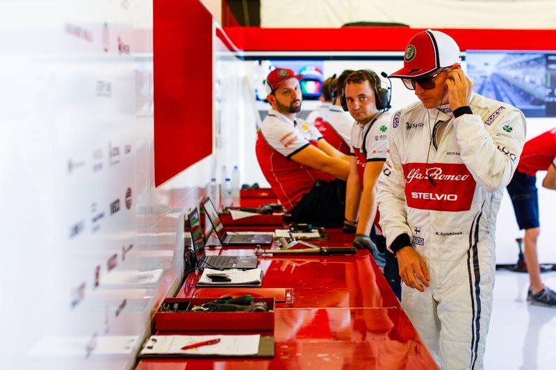 """Kimi Räikkönen, contundente: """"Es un resultado decepcionante"""""""