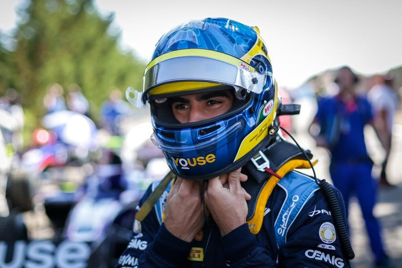 Sérgio Sette Câmara gana la primera carrera de la F2 en Yas Marina