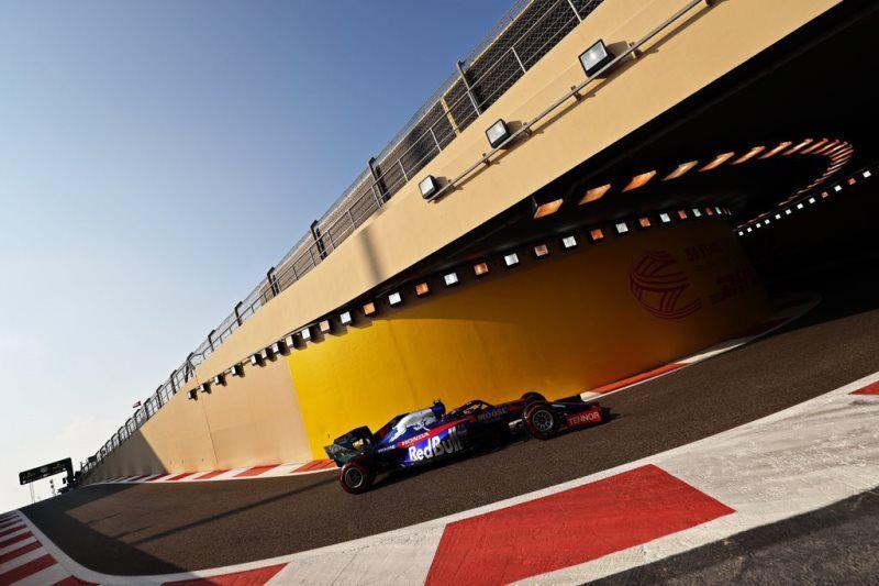 Toro Rosso no logra entrar a la Q3 del GP de Abu Dhabi