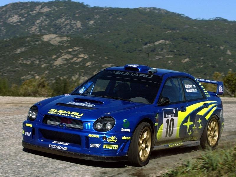 Subaru analiza su vuelta al WRC en 2022