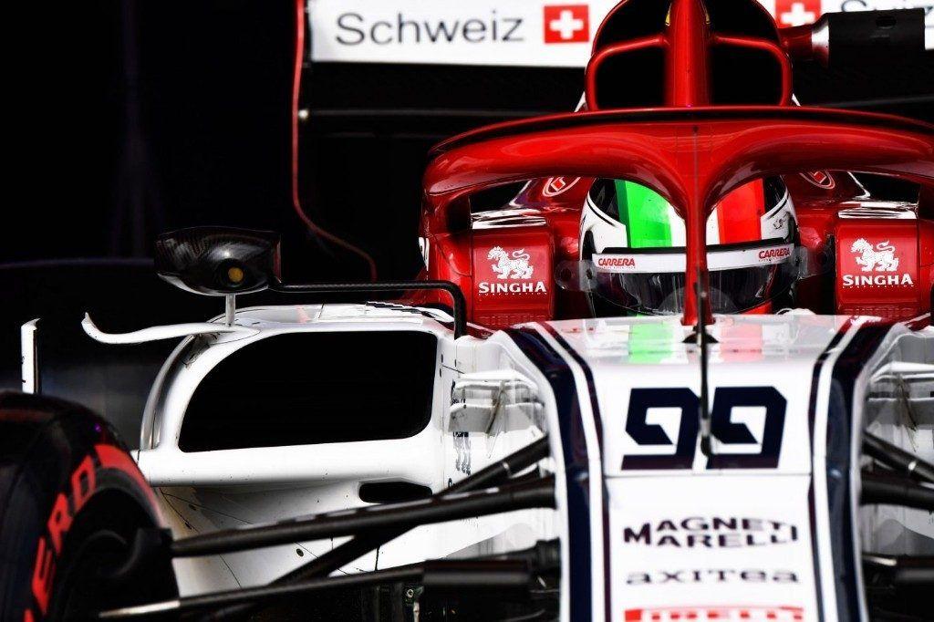 El presidente del Automobile Club d'Italia espera que el gobierno italiano apoye a Giovinazzi para que mantenga su lugar en F1