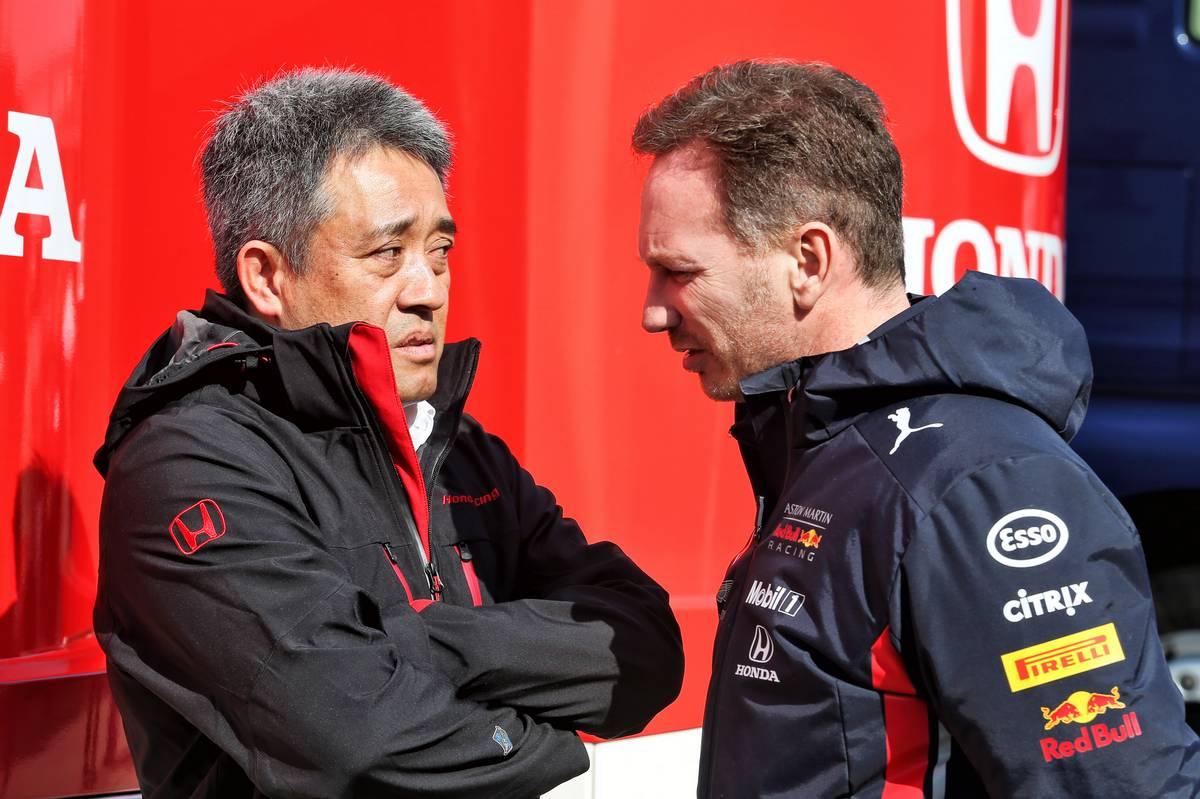 Red Bull espera extender su relación con Honda