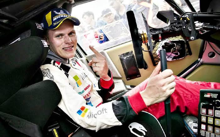 Ott Tänak abandona Toyota para unirse a Hyundai en 2020