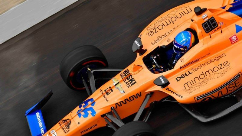 """Fernando Alonso sobre la Indy500 """"Definitivamente lo intentaré de nuevo"""""""