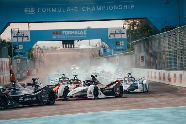 La Fórmula E detiene sus actividades por los próximos dos meses