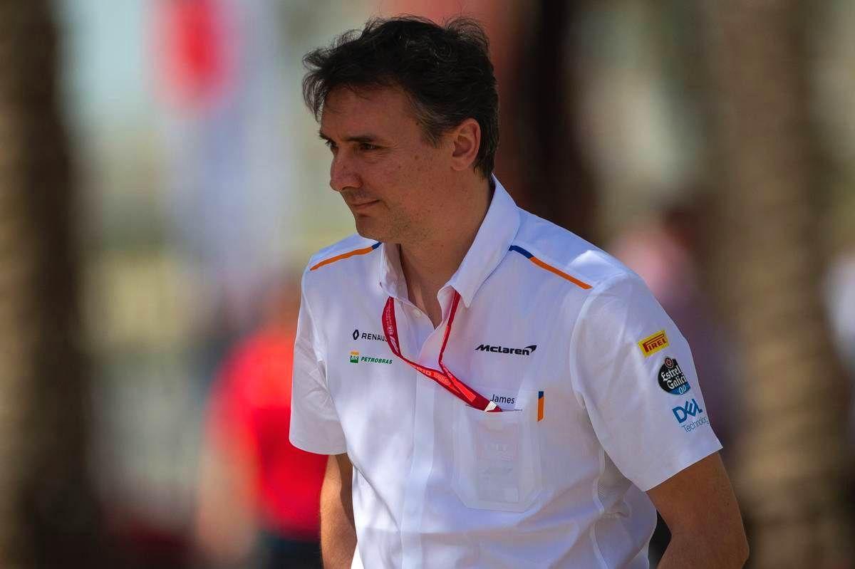 James Key admite que McLaren trabaja en un nuevo simulador