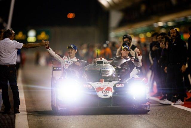 El Toyota #7 gana las 8 Horas de Bahrein