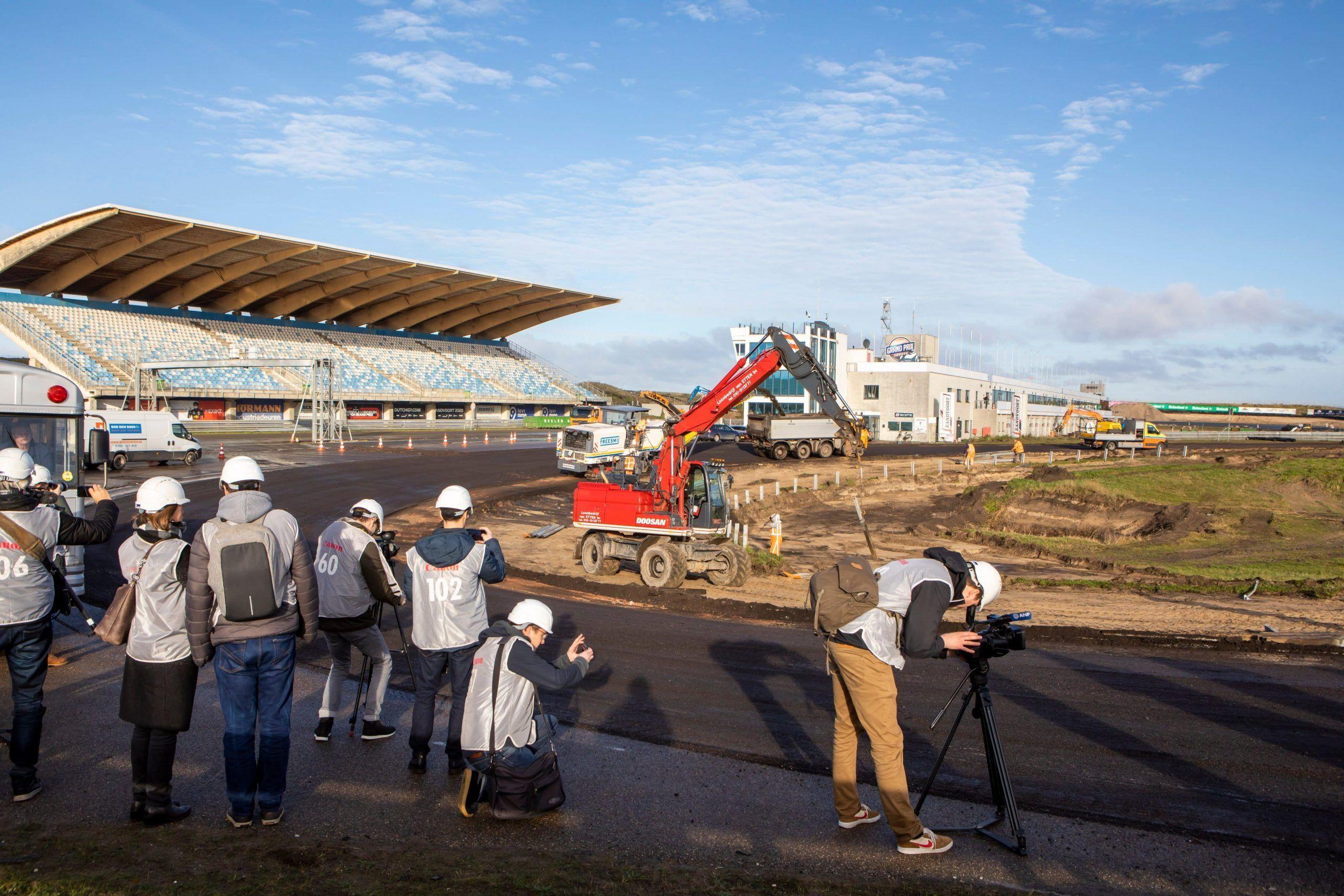 Zandvoort se convertirá en el trazado más exigente de Europa
