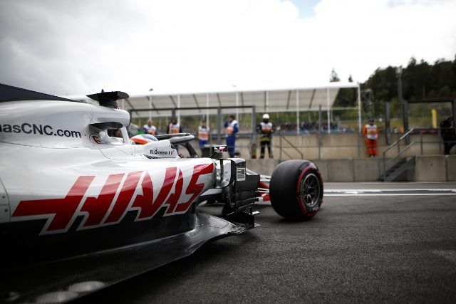 Haas anuncia la fecha de presentación su nuevo monoplaza